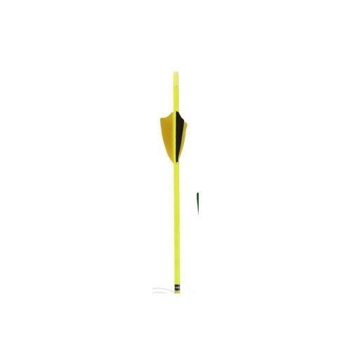 Cross X Iridium Einsteigerpfeil fluo gelb